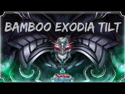 [Yu-Gi-Oh! Duel Links] The Bamboo Exodia Tilt! l Most Viable Exodia Deck