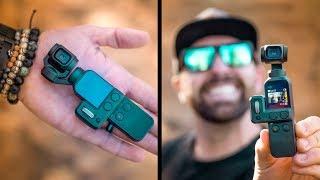 DJI Osmo Pocket vs GoPro 7 vs iPhone XS Max vs Insta360 One X (which one?)