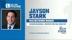 Jayson Stark Talks MLB's Return Obstacles with Rich Eisen | Full Interview | 6/5/20