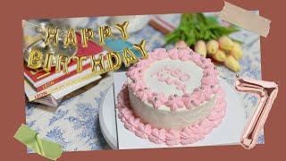 [일상 브이로그 #7] Mama's birthday w…