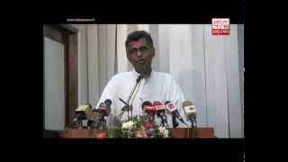 CEB trade union protests after Champika leaves