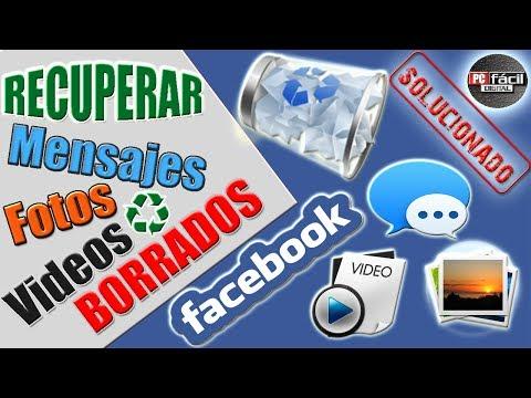 Como Recuperar Conversaciones De Facebook Messenger Elmniadas (Publicaciones, Chats, Fotos Y Vídeos)