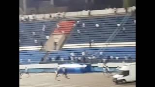 беспорядки на футболе факел динамо в воронеже