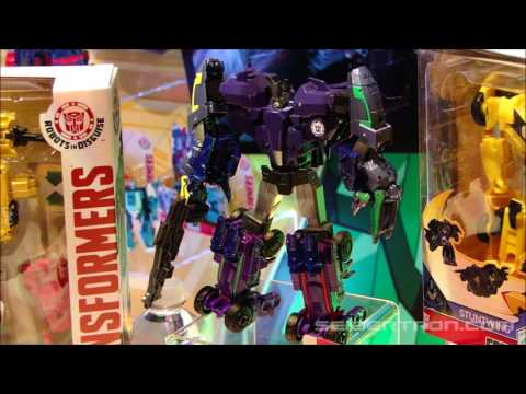 Toy Fair 2017: Transformers Robots In Disguise Combiner Force products