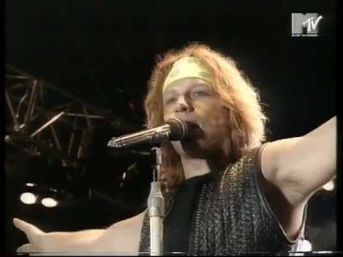 Bon Jovi - You Give Love A Bad Name (Rock Am Ring 1995)