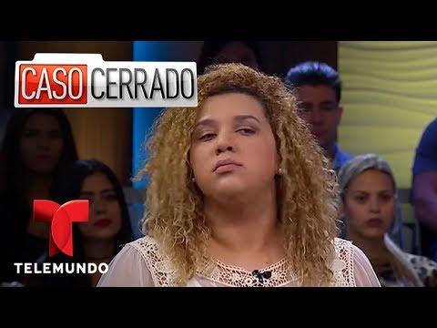 Caso Cerrado | Faked Domestic Violence 🤕💪💥| Telemundo English