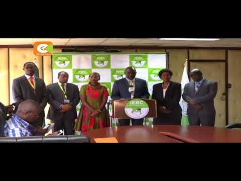IEBC continues with poll preparations despite standoff