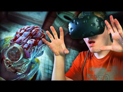 Half-Life: Alyx - №5  МНЕ СТРАШНО! Что будет!?