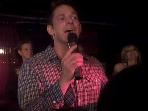 Jeff Timmons Pre-Grammy Party (Invisible Man)