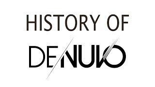 History of Denuvo - the DRM for DRMs
