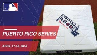 Indians, Twins split historic Puerto Rico Series