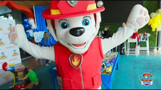 PAW Patrol | Preview Party for The Official Mighty Pups Super Paws!