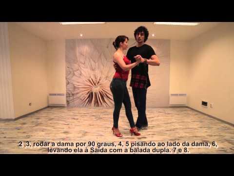 Kizomba Class Vol3 with Nemanja & Laura legendas em português