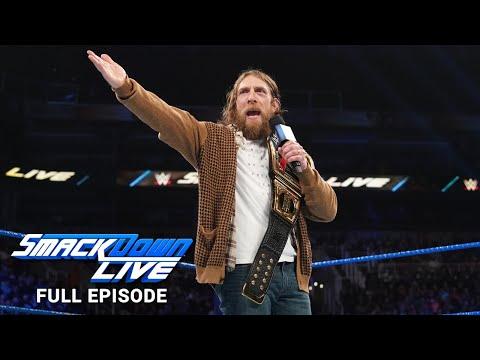 WWE SmackDown LIVE Full Episode, 29 January 2019