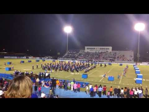 GUlfport High School Band 2017