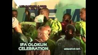 "King Wasiu Ayinde performs ""IFA OLOKUNCELEBRATION"" part 2"