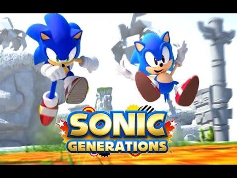 Sonic Generations - Il Film (ITA/HD)