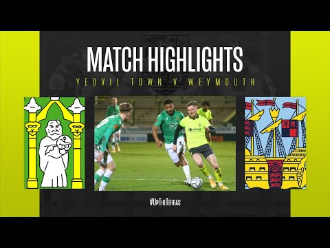 Yeovil Weymouth Goals And Highlights