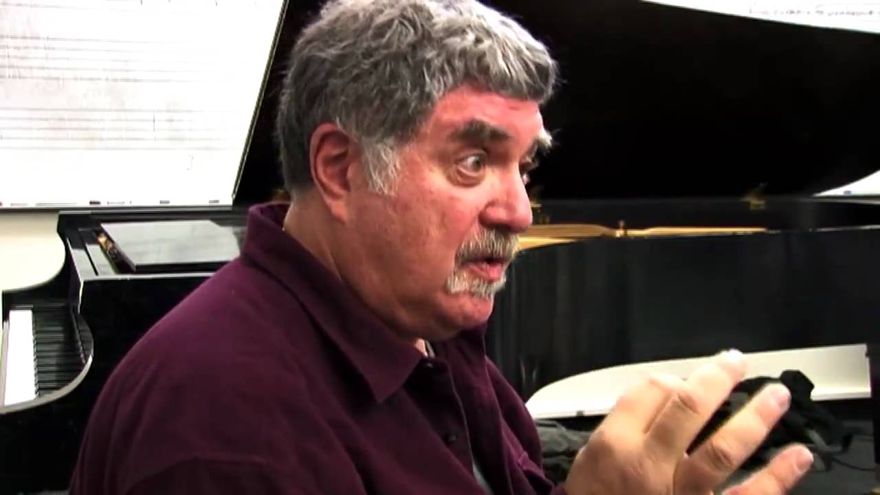Hal Galper's Master Class - The Illusion of An Instrument