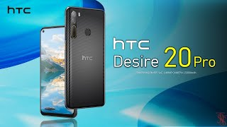 HTC Desire 20 Pro Price, Official Look, Camera, Specifications, 6GB RAM, Features and Sale Details
