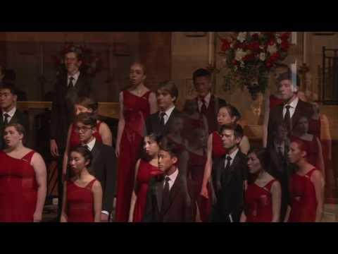 2015-2016 La Canada High School Choral Music Department - Chamber Farewell
