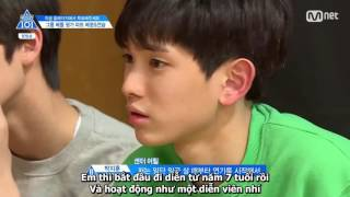 Video [VIETSUB] Produce 101 Bae Jinyoung Ep 3 CUT download MP3, 3GP, MP4, WEBM, AVI, FLV Juli 2017