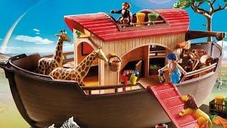 Animal Ark Playset / Arka Noego - Wild Life - Playmobill - 5276 - MegaDyskont.pl