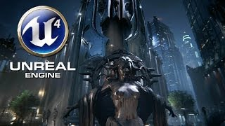 Unreal Engine 4 - GDC 2014 Features Trailer [1080p] TRUE-HD QUALITY