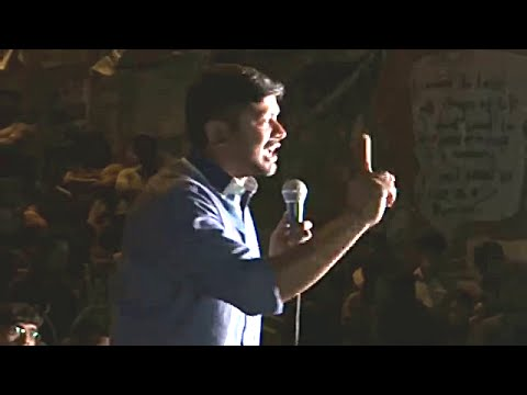 "Kanhaiya roars   ""We stand as opposition, no Safronization"" speech on Freedom square 20 Mar JNU row"