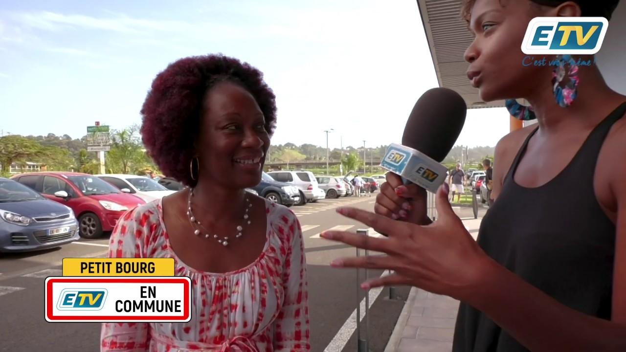 ETV en commune rencontre Cécilia LARNEY, auteure du Gwoka de A à Z