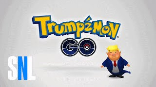 Weekend Update: Trumpémon GO - SNL