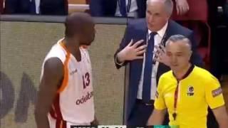 31.05.2016 Ekpe Udoh vs Lasme Galatasaray-Fenerbahçe Maçı