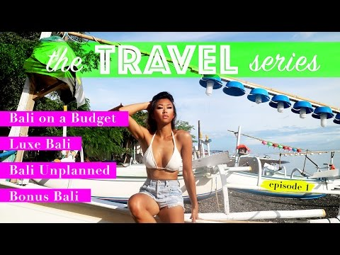 BALI GUIDE: BALI ON A BUDGET // DAY 1