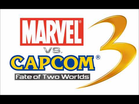 Marvel Vs Capcom 3 Music: Character Select Extended HD