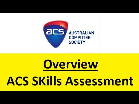 ACS Skills Assessment Overview |  Australian Immigration