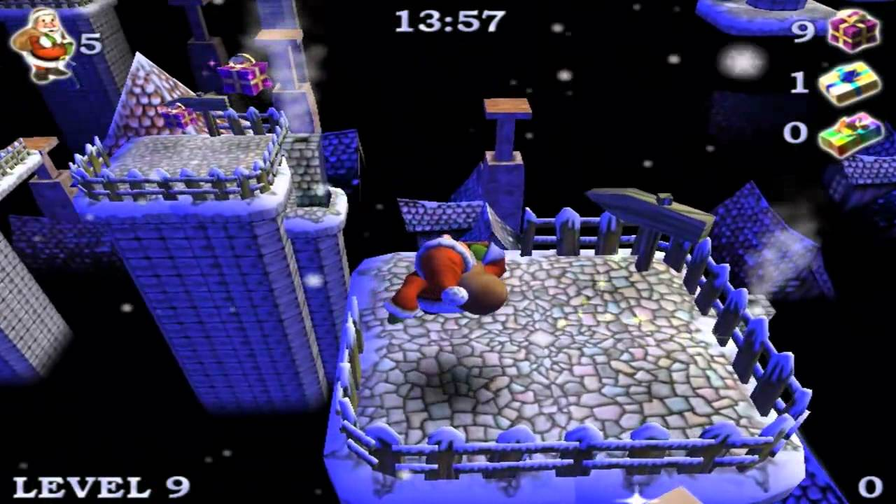 Santa Claus Spiel