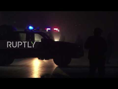 Afghanistan: Kabul car-bomb attack leaves four dead and dozens wounded