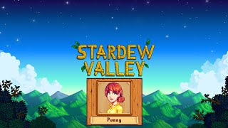 Marriage (Penny) | Stardew Valley