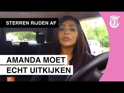Amanda Balk krijgt pijnlijke ingreep - STERREN RIJDEN AF #04