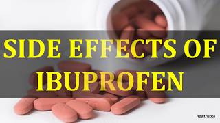 SIDE EFFECTS OF IBUPROFEN