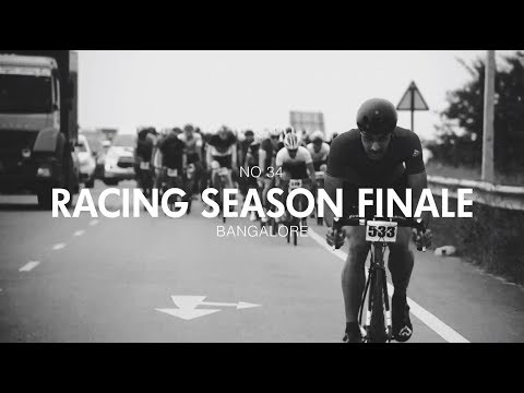 BANGALORE'S MOST FAMOUS BIKE RACE
