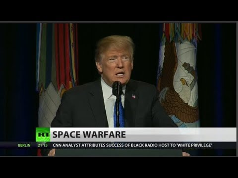 RT America: Trump wants 'space-based missile defense layer'