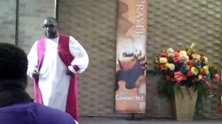 Bishop Marvin L. Sapp Consecration Celebration 2015  Light House Life Center