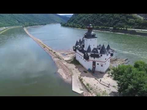 Rhein in 4K