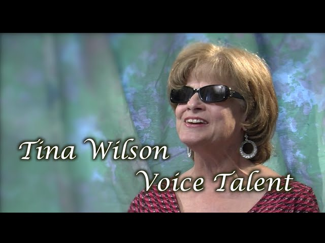 Tina Wilson Voice Talent
