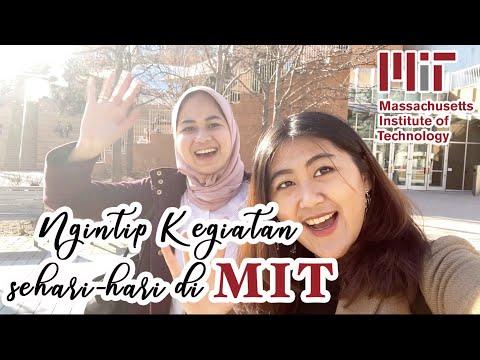 NGINTIP KESEHARIAN KULIAH DI MIT!