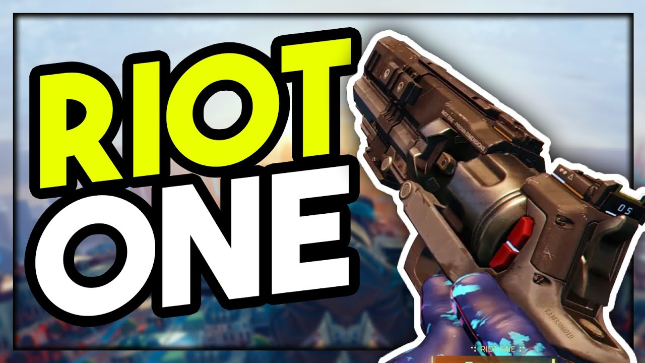 THE RIOT ONE IS BROKEN! | Hyper Scape - YouTube