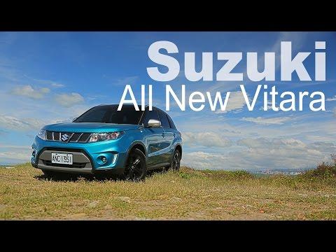 越野本質加持 轉戰都會小休旅 Suzuki All New Vitara