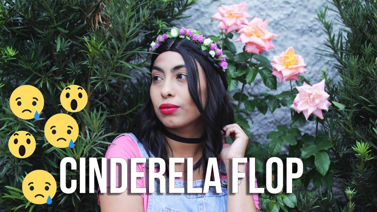Cinderela Flop - Resenha de Cinderela Pop