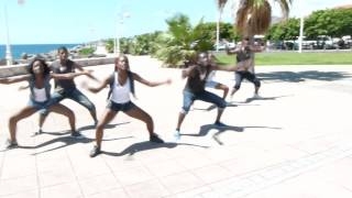 Mr. Vegas - Party Tun Up - Choreo By JEK - UNIK DANCERZ